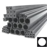 Tubo cuadrado de Pultruded de la fibra del carbón de alta resistencia
