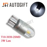 고품질 T10 3W LED 전구 자동 램프 문 빛
