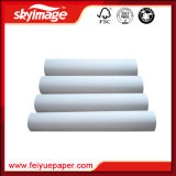 """La capa superior 36 """" 90GSM No-Encrespa el papel seco rápido de traspaso térmico de la sublimación"""