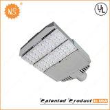 UL DLC LM79 IP65 Sensor de luz LED inteligente de 60W de luz LED de luz de la calle