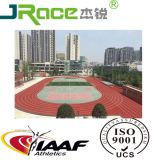 Trilha Running atlética da resistência UV para a superfície do estádio