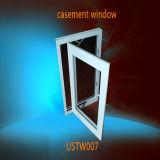 単一のガラス振動外PVC Windows