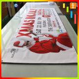 ロープ(TJpH17)との広告のための経済的なCustomed PVC旗