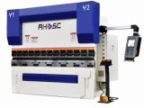 We67K-250tx3200熱間圧延の版のマイクロメートルCNCの出版物ブレーキ