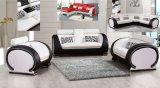 Nuovo sofà della sezione di disegno di modo in salone (L049)