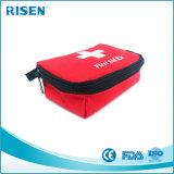 Водоустойчивый перекрестный красный мешок индивидуального пакета выживания