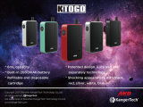 Ultimo K-Togo 2000mAh kit pieno di wattaggio 6ml di Kangertech