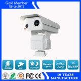 5km visível a 4 km de infravermelhos de imagem térmica câmara CCTV IP PTZ HD