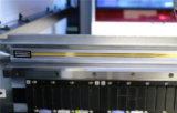 Горячая продажа светодиодный видеоэкран в сборе и установите станок