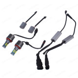 H8 120W LED 천사는 BMW X5 X6 M3 Z4 E90 E91 E92 차 LED 마커 헤드라이트 DRL Canbus를 위한 마커를 주목한다
