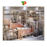 La melamina, pulse la máquina de laminación de MDF y de la Junta de partículas