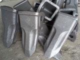 L'escavatore 207-70-14151RC-F di pezzo fucinato di KOMATSU Buckets i denti
