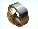 Incrusté de solides lubrification roulement à billes (GE-ZR)