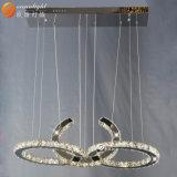 Personalização Profissional populares moderno grande lustre de cristal Om88595