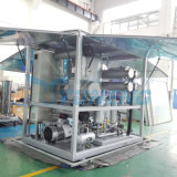 Двойная машина очистителя масла трансформатора вакуума высокой эффективности этапа