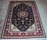 Персидские ковры ручной работы чистого шелка