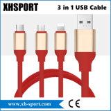 이동 전화를 위한 1 충전기 또는 Sync USB에 대하여 3 데이터 케이블