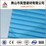 100% باير [متريلس] زرقاء [توين-ولّ] فحمات متعدّدة غوا صفح لأنّ ظلة