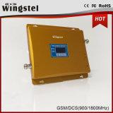 De dubbele GSM 4G Lte van de Repeater van het Signaal van de Band Mobiele Spanningsverhoger van het Signaal