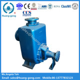Pompa centrifuga autoadescante orizzontale di serie di Cwz per il raffreddamento ad acqua del cantiere navale