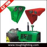 """4.5"""" Ronda de 18W LED PAR36 Herméticos Luces de trabajo para los tractores John Deere"""