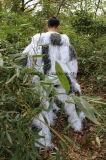 Vestito di Ghillie dei vestiti del camuffamento della neve
