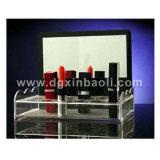 Affichage de cosmétiques en acrylique