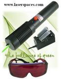 Potente Lanterna Laser Verde (APOIO LOGÍSTICO-15)