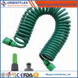 Meilleur tuyau de bobine de frein à air PU de qualité avec raccords