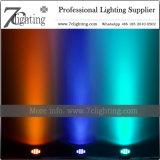 IP65は14X12W RGBWのクォードLEDの同価の洗浄ライトを評価した