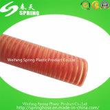 Tubo flessibile di plastica di aspirazione del PVC per il trasporto le polveri o dell'acqua nell'agricoltura