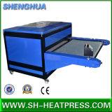 La sublimación de gran formato popular de Prensa de la máquina de impresión de transferencia de calor 100*120cm 110*160cm.