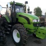 entraîneur agricole à quatre roues de ferme de 100HP 110HP 120HP 150HP Foton avec du ce