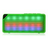 La radio Handsfree abbaglia il supporto Pulsing chiaro TF dell'altoparlante di colore LED