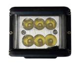 "EMC는 3.9 "" 60W를 120 도 플러드 광속 측 사수 LED 입방체 빛 이중으로 승인했다"