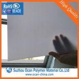 정가표를 위한 인쇄할 수 있는 플라스틱 백색 PVC 엄밀한 장