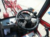 Mini chargeur Zl12f de roue de vente chaude