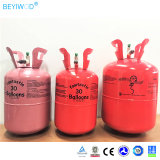 Cilindro de gas de helio desechable, tanque de Helio globos con 30