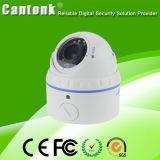 CCTV bianco delle macchine fotografiche di colore HD SDI Exsdi della cupola del metallo (KDSHR30ESM)