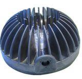 주문을 받아서 만들어진 알루미늄은 주물 부속을 정지한다