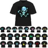 EL LED Light T Shirts