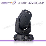 280W Point Beam Spot Wash Moving Head Lights para Music Show