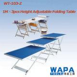Inklapbare tafel (103-Z)