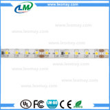Tira flexible impermeable de la luz CRI90+ LED del supermercado de SMD 2835