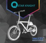 HightechPedelec Systems-elektrisches Fahrrad der Tsinova Ionenmatt-Weiß-Farbe