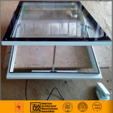 Skylight eletrônico de alumínio