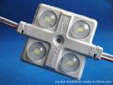 2 Jahre der Garantie-DC12V 3chips 5730 der Einspritzung-LED Baugruppen-