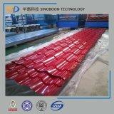 De vooraf geverfte Verglaasde Tegels van het Dakwerk met ISO9001