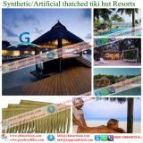 Синтетические строительные материалы толя Thatch на гостиница курортов 11 Гавайских островов Бали Мальдивов