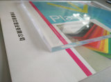 Divers genres de plexiglass de couleurs (PMMA)